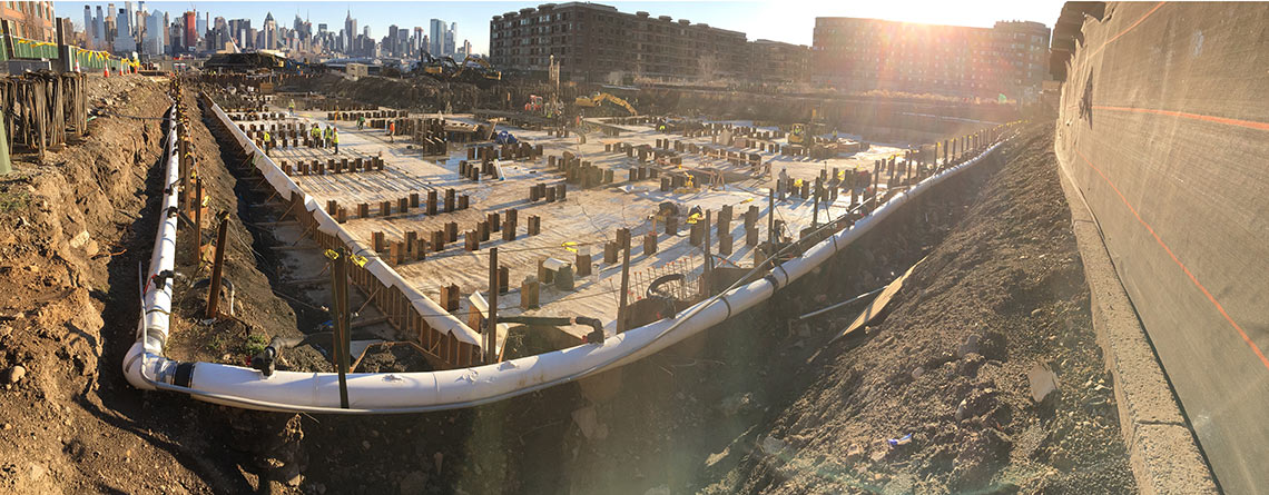 Dewatering Solutions for Civil, Environmental, and Architectural Projects