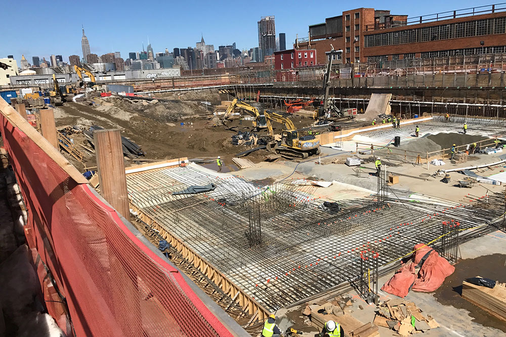 14-Story Office Building - Dewatering