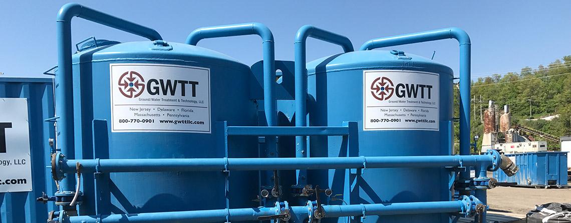 Groundwater Remediation Equipment Rentals | GWTT, LLC