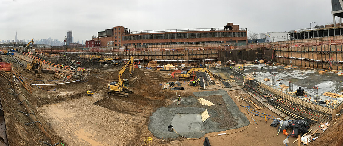 Dewatering for Commercial Real Estate