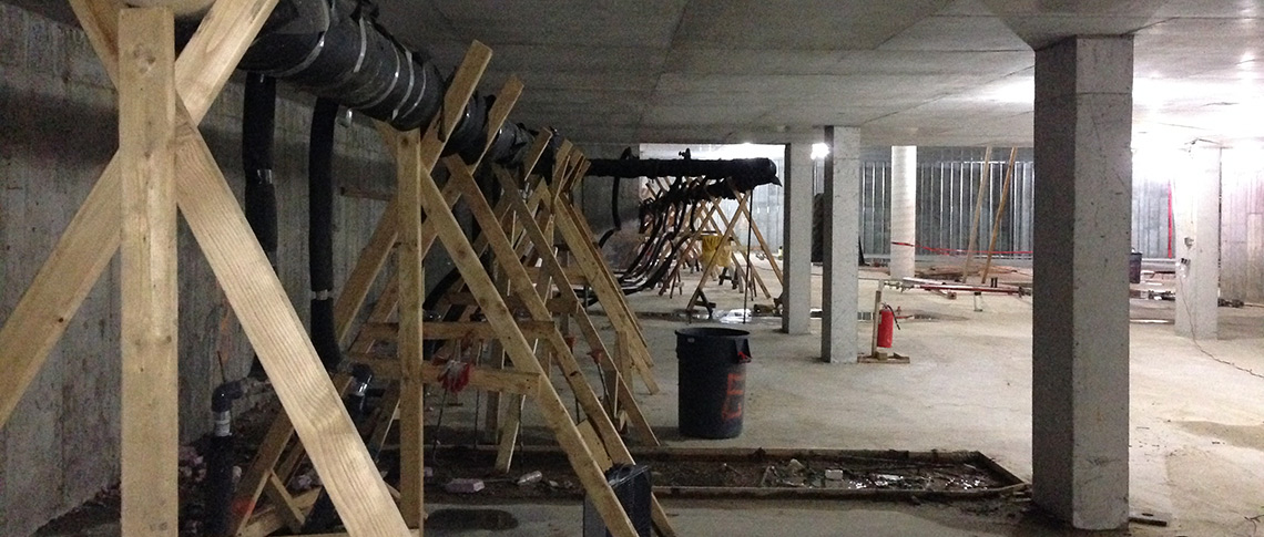 Construction Dewatering for Real Estate