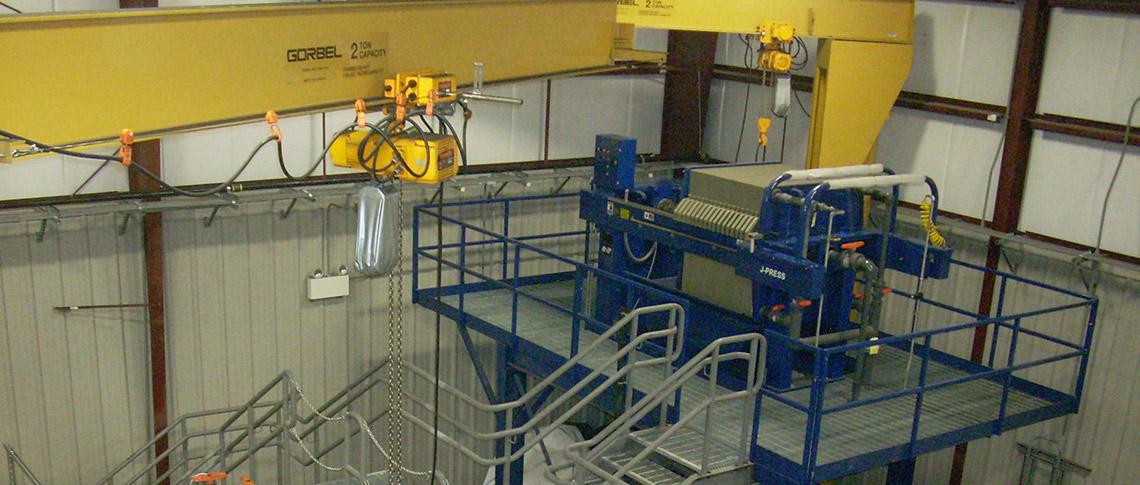 Hydraulic Control Treatment System