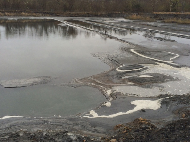 Coal Ash Pond Water Remediation