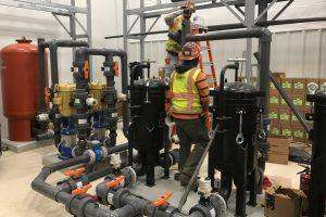Remediation Equipment Installation