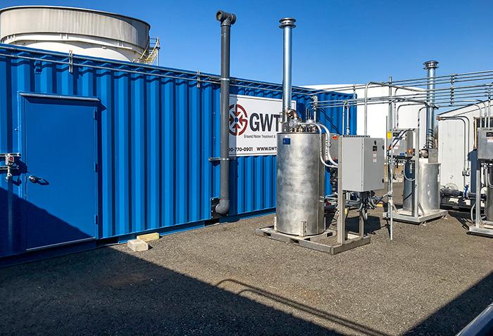 BTEX Remediation System